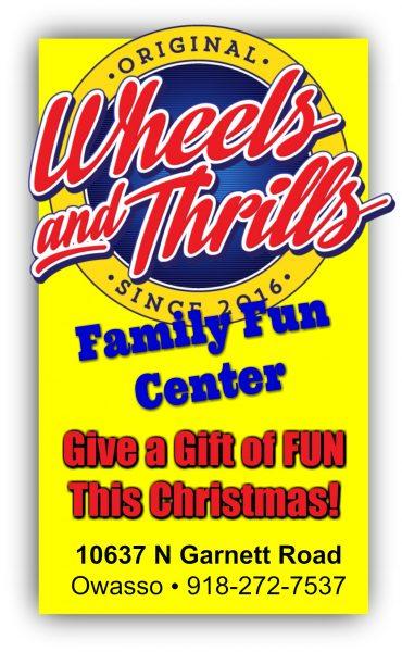 WAT Gift Card Ad