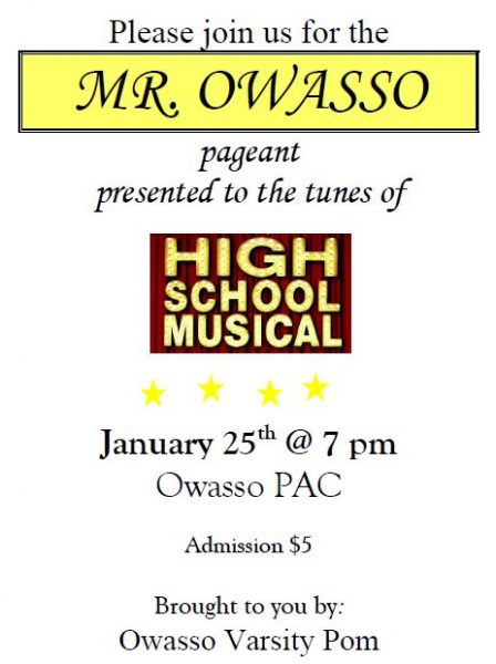 Mr.Owasso pageant