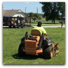 Rogers County Business Offers Mowing for Those in Need