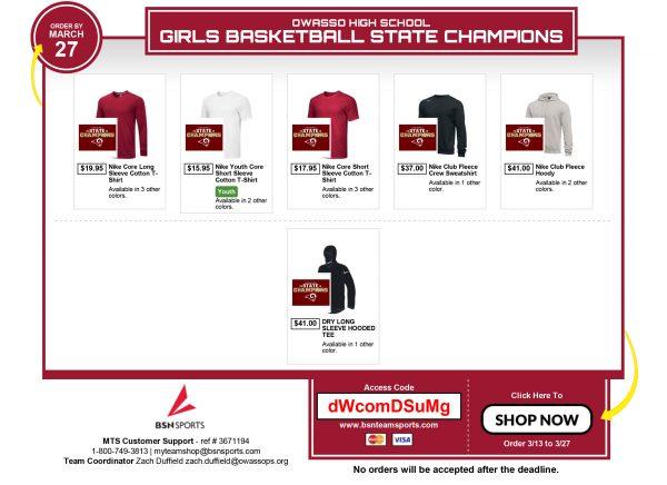 Girls Basketball State Champions|OWASSO HIGH SCHOOL|BSN Sports