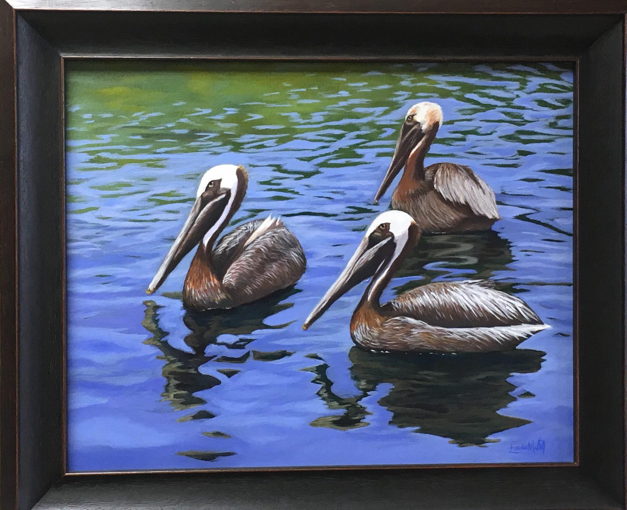 Art mingle pelican for Acapulco golden tans salon owasso ok