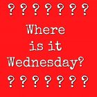 Where is it Wednesday – April 18, 2018