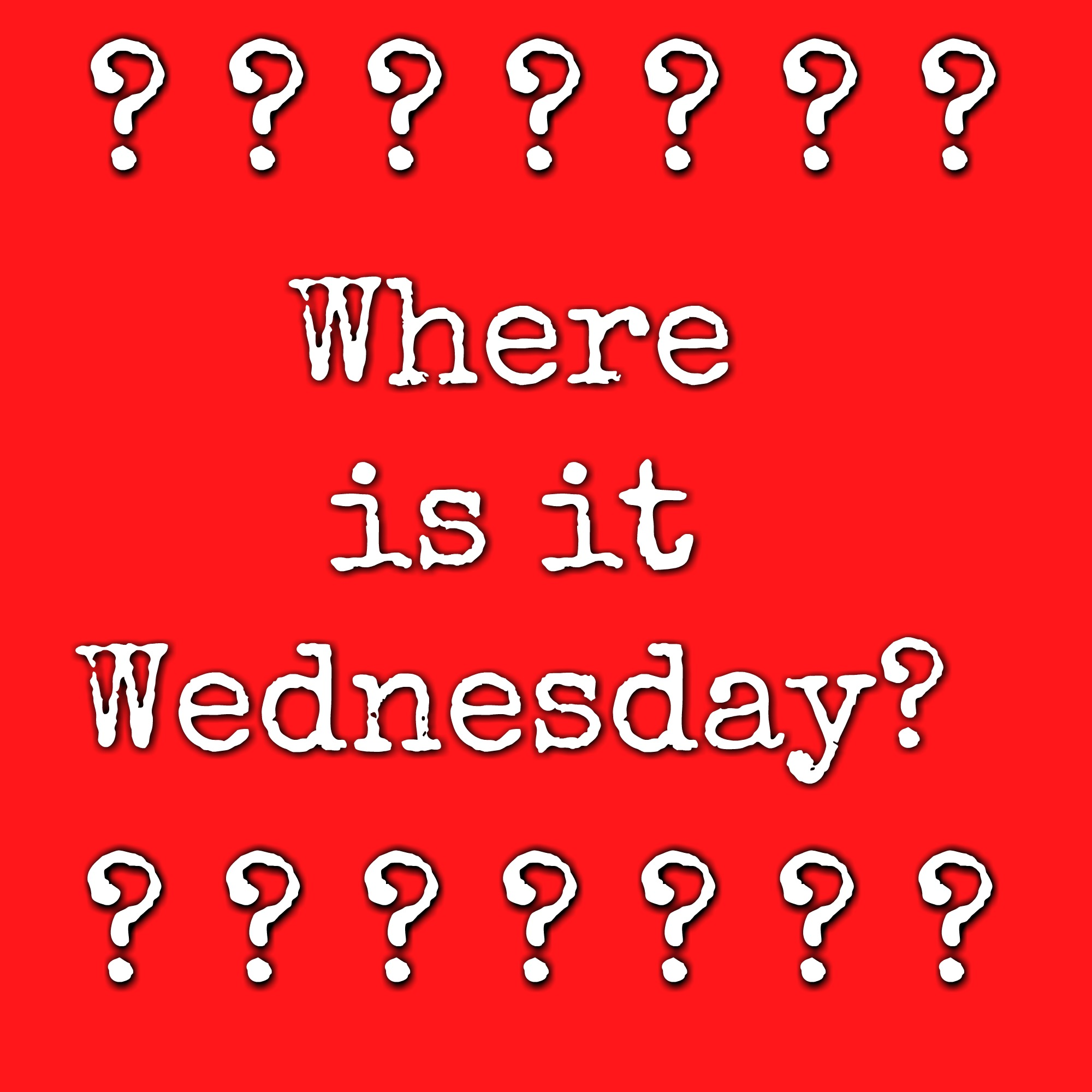 Where is it Wednesday – March 28, 2018