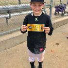 Owasso 4th Grade Catcher to Compete in USSSA Select 30 in Florida