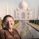 Trip to India Finishes Gail Ballinger's Bucket List