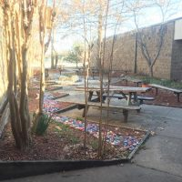 Outdoor Classroom BEFORE