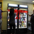 Owasso Community Resources Receives Gift of New Refrigeration Units