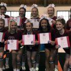 10 Owasso Students Make NCA All American Cheerleader