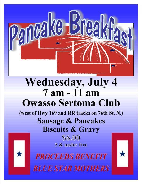 July 4 Breakfast 2018