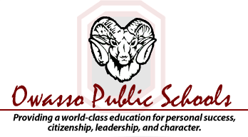 2018 Owasso Public Schools Registration Dates for 6th through 12th Grades