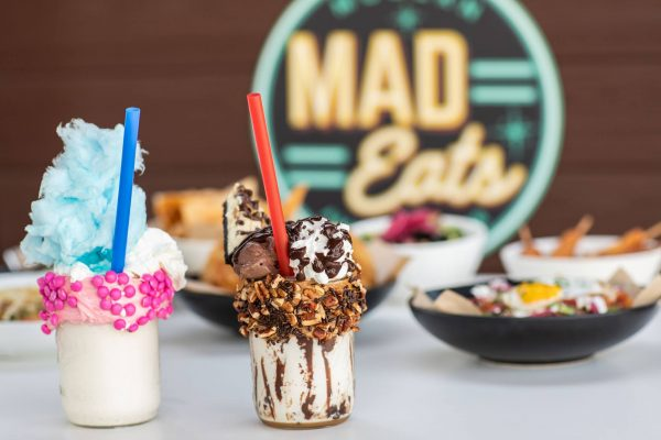 Mad Eats Modern American Diner Coming To Seven6main In