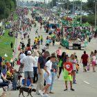 2018 Owasso Homecoming Parade October 2018