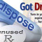 National Prescription Drug Take-Back Day October 27