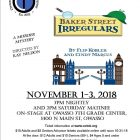 "Owasso Theatre Company Presents ""Bakers Street Irregulars"" in November"