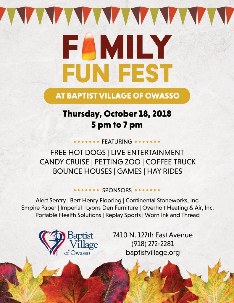 Family Fun Fest 2018 2-1