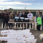 Owasso's Neighbors in Need Distributes Seventy Thanksgiving Baskets Saturday