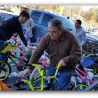 Capital One Employees Donate 75 Bicycles to Owasso Community Resources