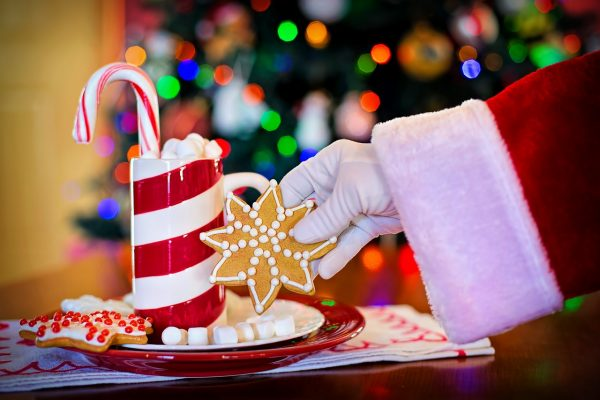Cookies With Santa Hosted By Owasso Community Center Owassoisms Com