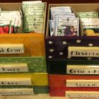 Did you know that you can check out seeds at the library?