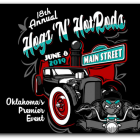 Collinsville Hogs 'n' Hot Rods June 8th