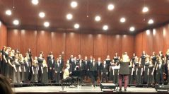 Owasso High School Choir Performing at Carnegie Hall Friday