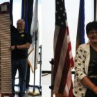 Quilts of Valor Foundation Honors Owasso's Carroll Harris