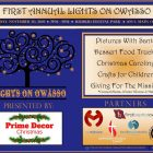First Annual Lights On Owasso