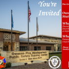Grand Opening of Owasso Fire Station #4 and Public Safety Training Center Scheduled