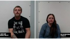 Owasso Police Arrest Duo on 5 Counts of Burglary From Auto
