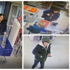 Owasso Police Trying to Identify Persons of Interest in Stolen Credit Card Case