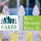 Owasso Cares and Keep Owasso Clean Dates Scheduled