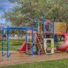 Owasso Park Playgrounds and Splash Pad Close