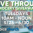 Rejoice Church Partnering with Food on the Move and GoFresh for Food Giveaway