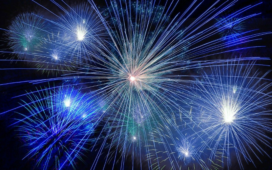 Owasso's Annual Fireworks Show on for July 4th