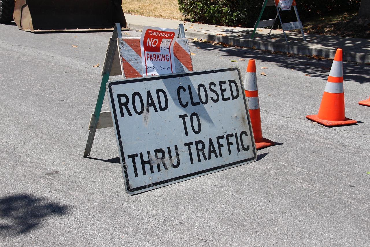 Garnett Road Closure in Owasso Monday, June 8th