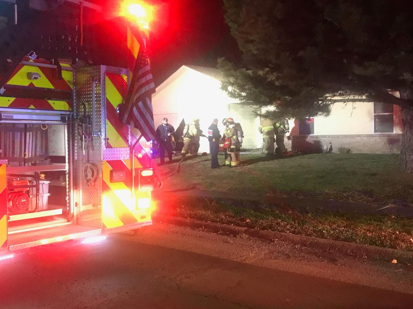 Owasso Fire/Explosion Kills One – Injures Two Firefighters