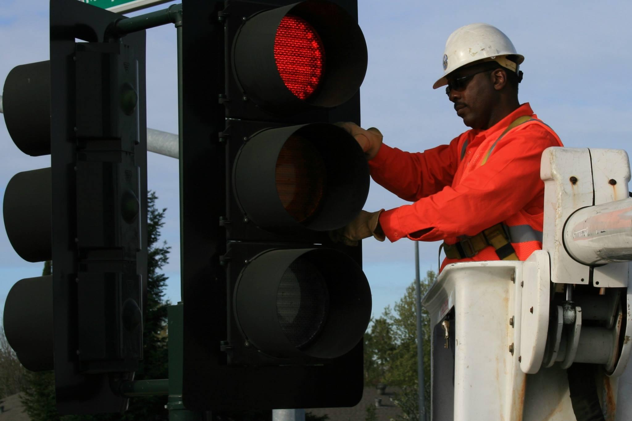Signalization Upgrade on 86th Street Has Begun