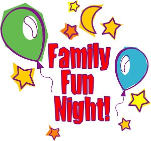 family fun night logo