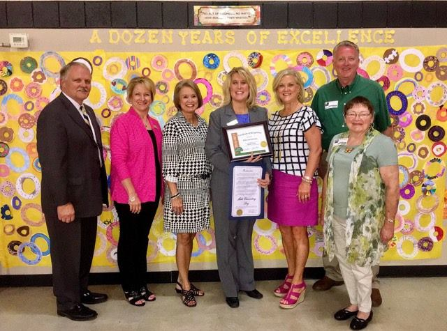Mills Elementary Celebrates a Dozen Years of Excellence