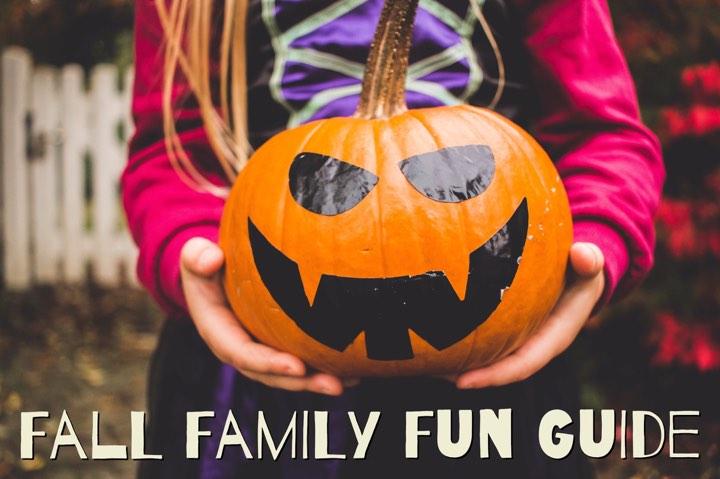 Fall Family Fun Events in the Owasso Area