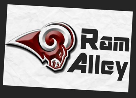 Ram Alley Friday, October 27th before Home Football Game