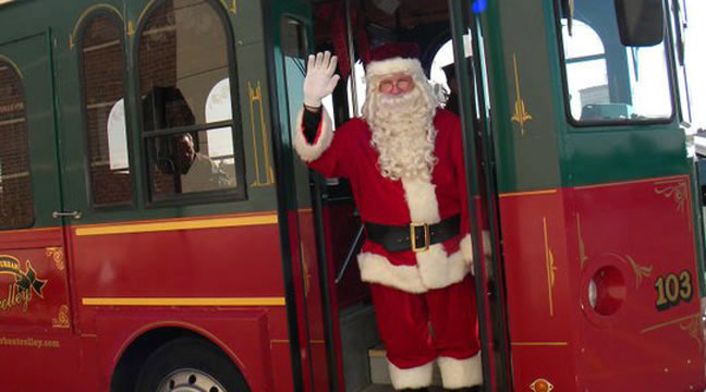 Owasso Holly Trolley is CANCELED for the 2020 holiday shopping season