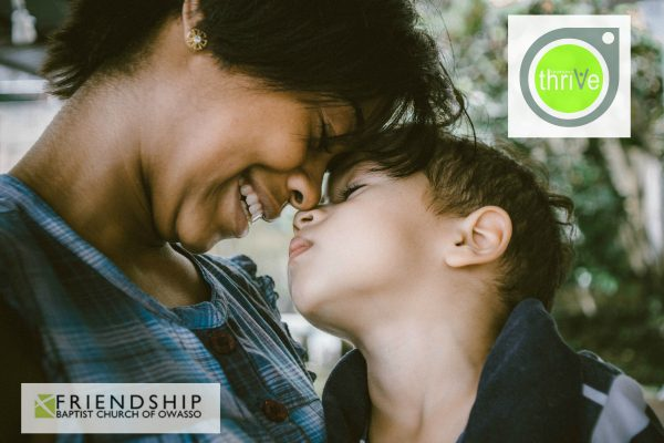 Celebrating Mother's Day: Mom's the Word! | Thursday Thrive from Friendship Baptist Church
