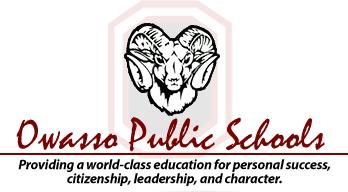 2018 Owasso Public Schools Registration Dates for 6th through 12th Grades