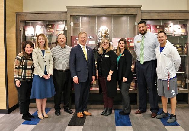 Congressman Kevin Hern Visits Rejoice Christian School
