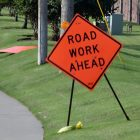 Beginning Friday – Traffic Diverting to New Lanes on 116th