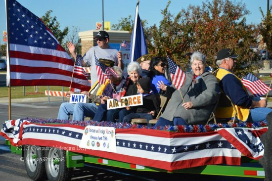2020 Veterans Appreciation Week Activities Scheduled in Owasso