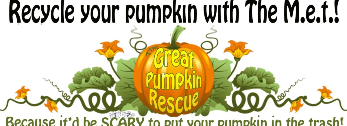 Third Annual Great Pumpkin Rescue