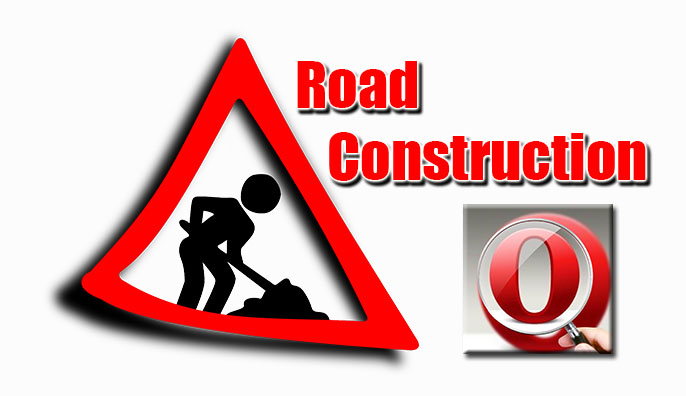 Expect Roadwork at 106th/145th on Wednesday